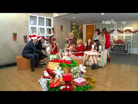 Entertainment News - Tukar kado Natal bersama Cherrybelle