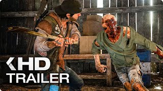 DAYS GONE - Die Welt Trailer German Deutsch (2019)