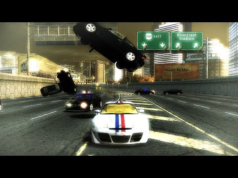 Need For Speed: Most Wanted прохождение. ССС #3