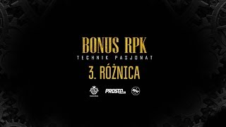 Bonus RPK - Różnica ft. Jano PW, Arczi SZAJKA, Sarius