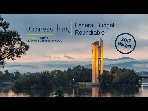BusinessThink Federal Budget Roundtable 2017