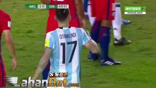 Argentina vs Chile 1 0   Extended Match Highlights   World Cup 2018