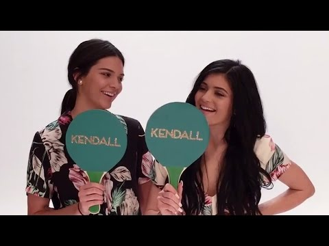 Kendall & Kylie Jenner Reveal Who Eats More Junk Food & More!