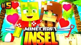BABY CHAOSFLO hat EINE FREUNDIN?! - Minecraft INSEL #05 [Deutsch/HD]