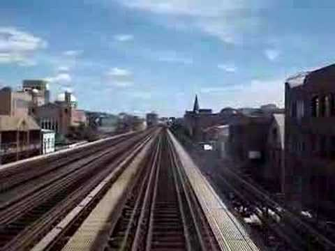 "[N Line] R68A ""Cab View"" from Broadway to 30th Avenue on the Astoria Line"
