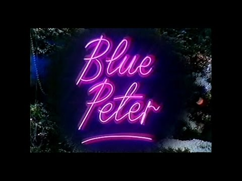 BLUE PETER Christmas Edition 24 December 1987