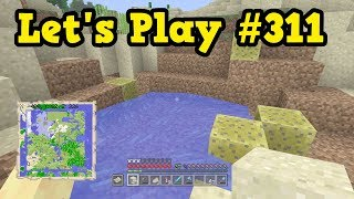 Minecraft Xbox - Lets Play TU56 #311 - DRAINED Desert
