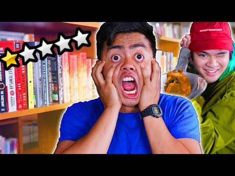 LAST TO LAUGH WINS $10,000 (Silent Library Challenge)
