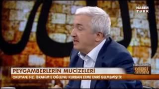Kur'an'da Hz. İbrahim Oğlunu  Kesmekle Emrolunmadı.- Prof.Dr. Mehmet Okuyan