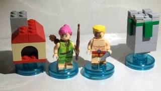 What If Clash Of Clans Came To Lego Dimensions!!??