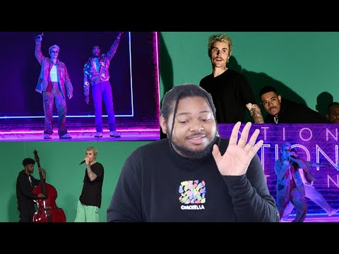 JUSTIN BIEBER x LIVE ON SATURDAY NIGHT LIVE (YUMMY & INTENTIONS with QUAVO) | REACTION !!