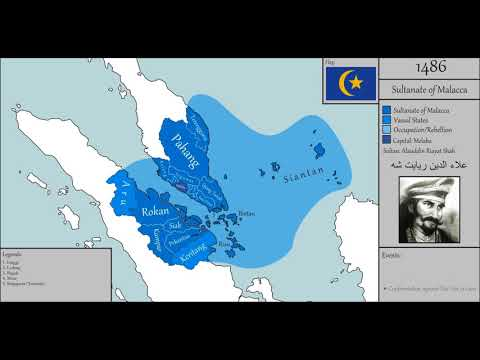 The History of The Malacca Sultanate