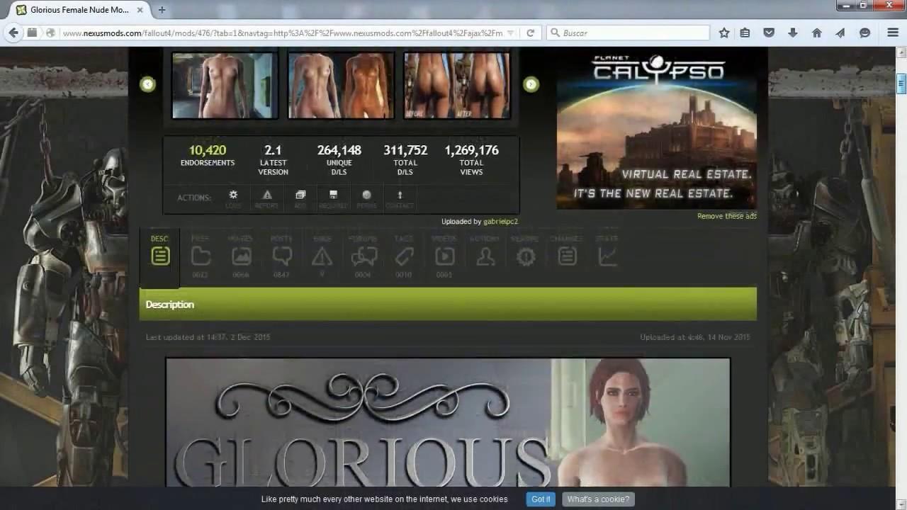 Fallout 4 Nexus  Mods and community