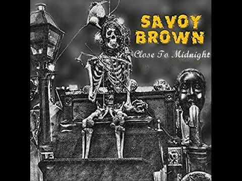 Savoy Brown   Close To Midnight
