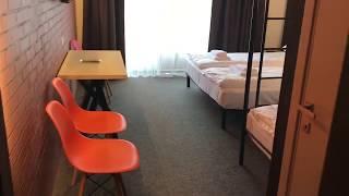 Отель Лофт (Loft Hotel) Буковель: 4х местный номер