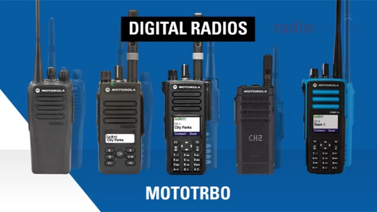 motorola digital two way radio guide switch from analogue to mototrbo youtube. Black Bedroom Furniture Sets. Home Design Ideas