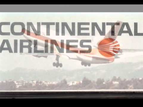 Continental Airlines Tribute Video