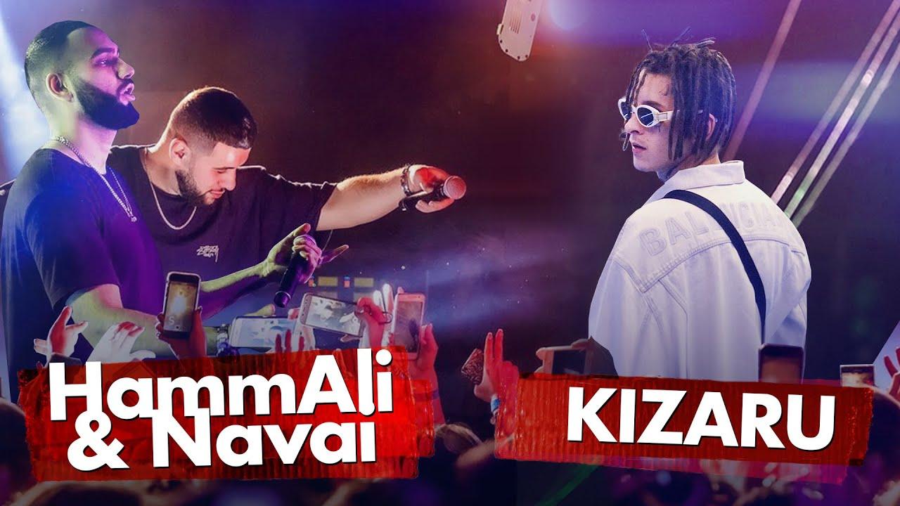 KIZARU vs HammAli & Navai (кто будет с HAJIME в полуфинале)