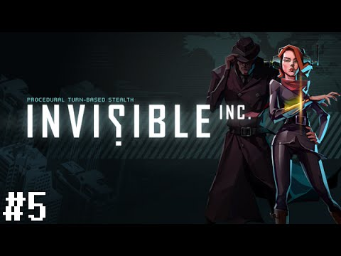 Invisible, Inc. [Episode 5, Brasilia]