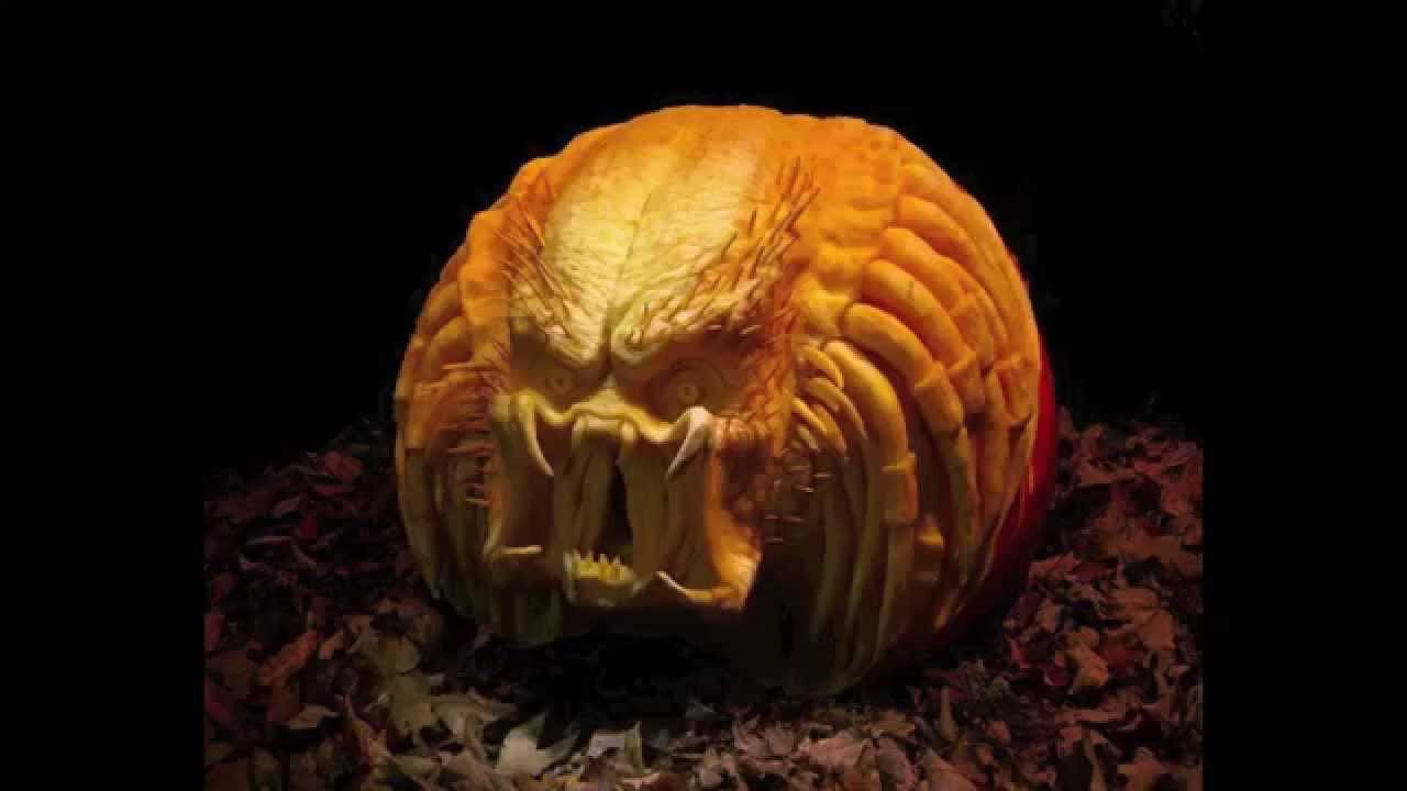Best Of Pumpkin Carving Art   Halloween Pumpkins   HD   YouTube