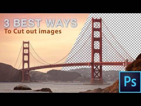 The 3 Easiest Ways To Cut Out Images In Photoshop