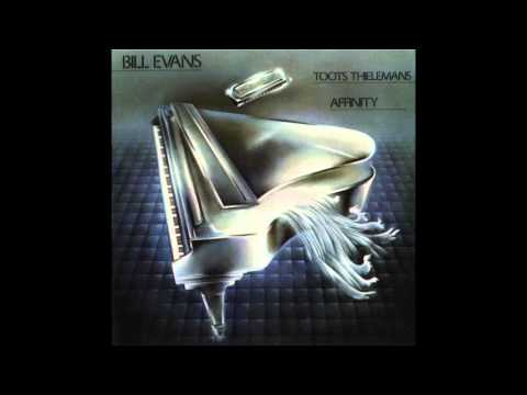 Bill Evans & Toots Thielemans  Affinity 1979 Album