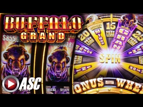 New Buffalo Slot Machine