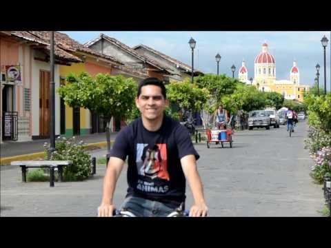 Granada (Nicaragua) en Bicicleta, a pie y en lancha