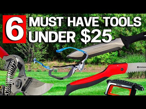 2020 Cool Lawn Tools & Garden Less Than $25!