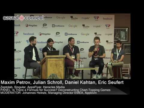 Is There a Formula for Success Deconstructing Chart Topping Games | PANEL
