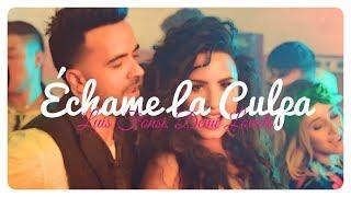 Luis Fonsi Demi Lovato Echame La Culpa Lyrics Deutsche Ubersetzung.mp3
