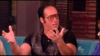 """Andrew Dice Clay On """"The View"""" (07/24/2013)"""