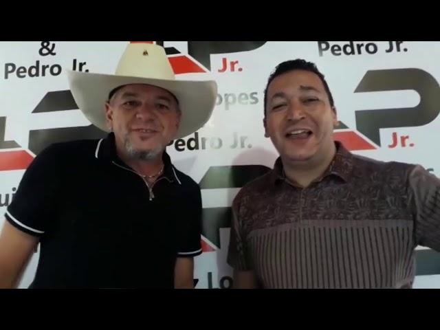 Chamada Luiz Lopes & Pedro Jr - Festa Junina da Estação