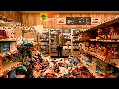 Сидни разрушает стеллажи с едой в магазине. Мне это не нравится (1 сезон)