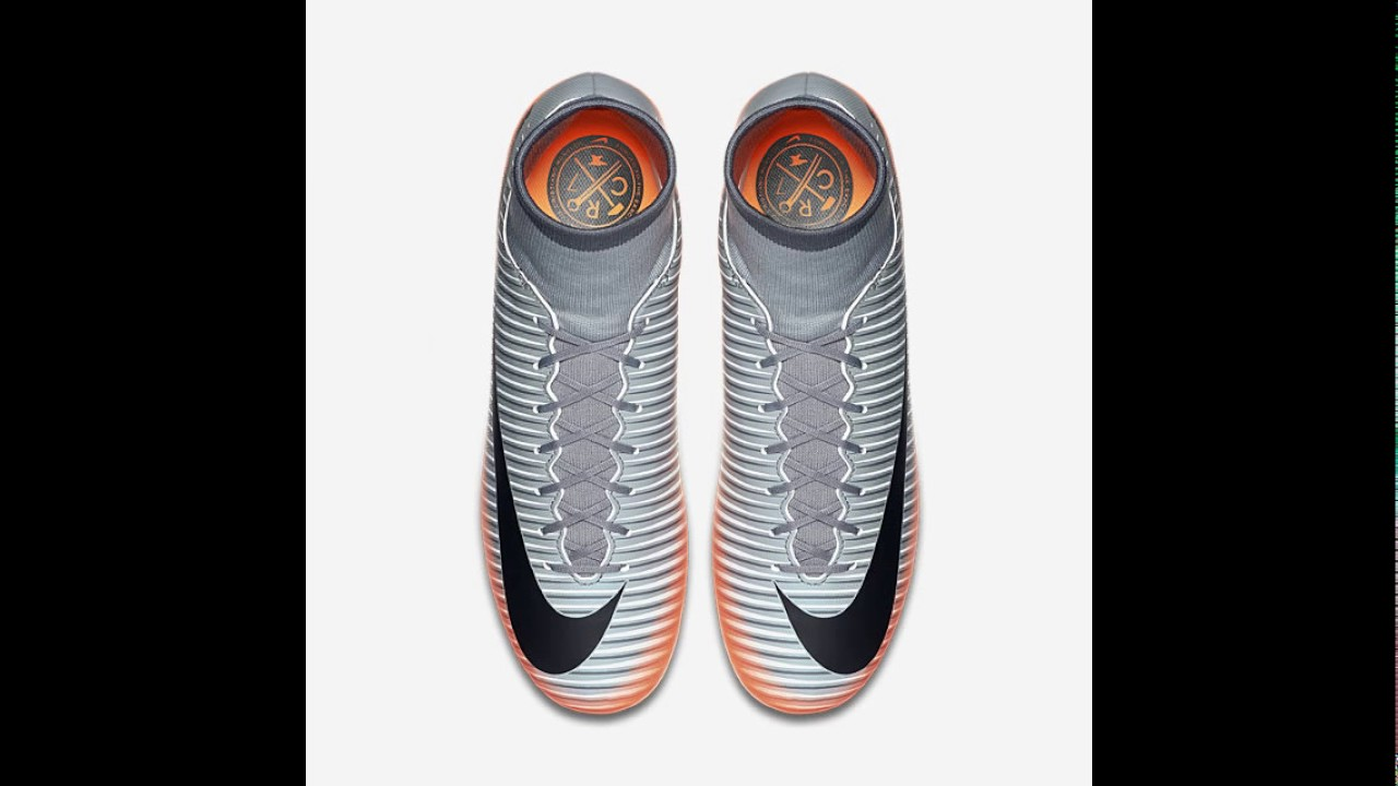 940be58ddfb8e NIKE MERCURIAL VICTORY VI DYNAMIC FIT CR7 FG - YouTube
