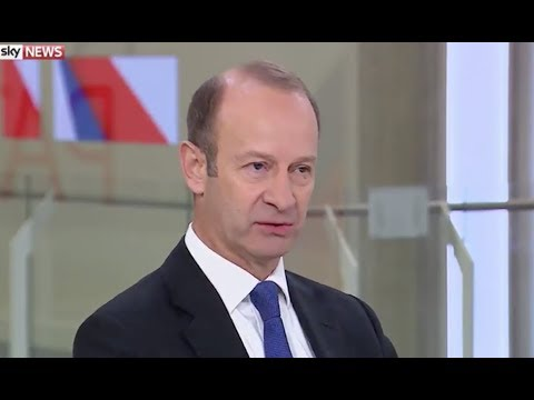 UKIP Leader Henry Bolton blasts Hammond for not preparing for a No Deal Brexit