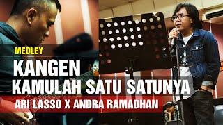 Download Kangen - Kamulah Satu Satunya | Ari Lasso Feat. Andra Ramadhan Dewa 19 (Medley) (Rehearsal)