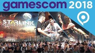 Gamescom 2018 was insane!