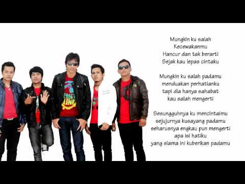 Dadali - Sungguh Ku Mencintaimu (Official Lyric Video)