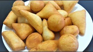 Кулинария с Лизой -  Баурсаки на Наурыз