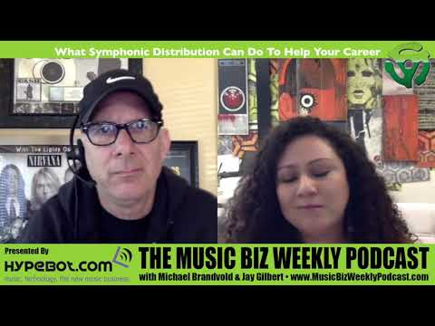 Ep. 313 What Symphonic Distribution Can Do To Help Your Career