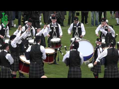 Grade 1 & 2 - New Zealand Pipe Band Championships 2017