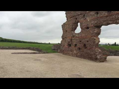 Wroxeter Roman City Part 1 (4K)