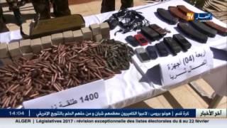عمليات  نوعية للجيش في ولاية اليزي وهذه تفاصليها..