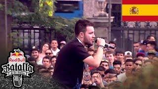 Mister Ego vs Hass - Octavos - Madrid - Red Bull Batalla de los Gallos 2015 (Oficial)