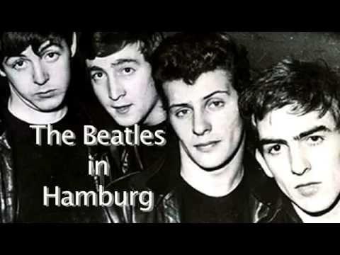 Beatles. Hamburg. With Tony Sheridan.
