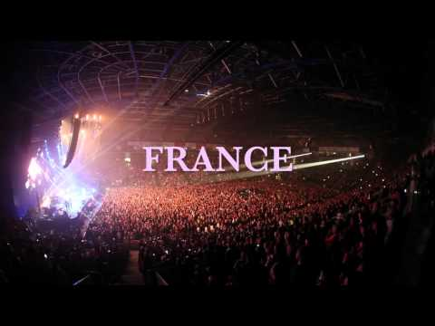 Ellie Goulding - Delirium World Tour Trailer