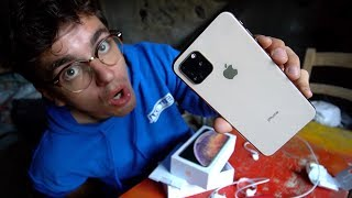UNBOXING IPHONE 11 (clone funzionante)