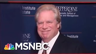 This Is The Next Key Figure To Watch In President Donald Trump Scandals | All In | MSNBC