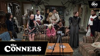 The Conners' Halloween Costumes - The Conners
